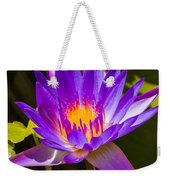 Glowing From Within Weekender Tote Bag