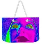 Glowing Gigi Weekender Tote Bag