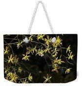 Glowing Orchids Weekender Tote Bag