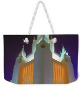 Glowing Temple Weekender Tote Bag