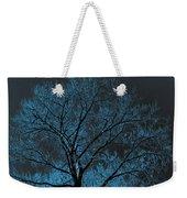 Glowing Tree Weekender Tote Bag