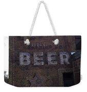 Gluek Beer Weekender Tote Bag