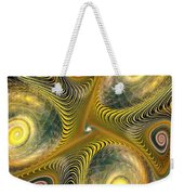 Gnarl Of Gold Weekender Tote Bag
