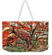 Gnarly Weekender Tote Bag