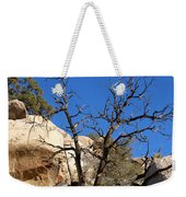 Gnarly Joshua Tree Weekender Tote Bag