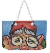Gnome 6 Weekender Tote Bag