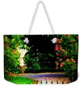 Go And Smell The Roses Weekender Tote Bag