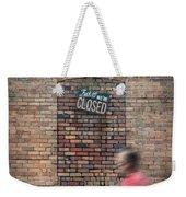 Go  Away Weekender Tote Bag