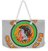 Go Caligula Go Weekender Tote Bag