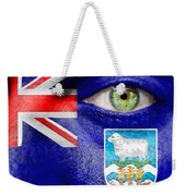 Go Falkland Islands Weekender Tote Bag