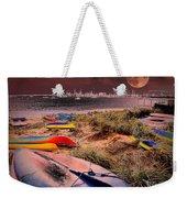 Go Float Yer Boat Weekender Tote Bag