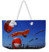 Go Fly A Kite 1 Weekender Tote Bag