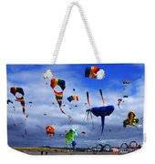 Go Fly A Kite 4 Weekender Tote Bag