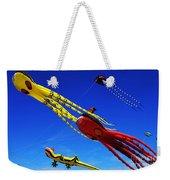 Go Fly A Kite 7 Weekender Tote Bag