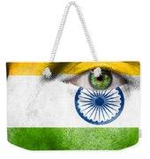 Go India Weekender Tote Bag