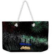 Go Indians Weekender Tote Bag