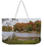 Go Live On The River Weekender Tote Bag