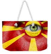 Go Macedonia Weekender Tote Bag