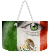 Go Mexico Weekender Tote Bag