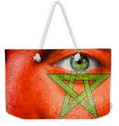 Go Morocco Weekender Tote Bag