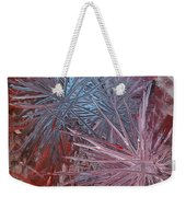 Go Neutral Abstract Weekender Tote Bag