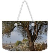 Go To The River Weekender Tote Bag