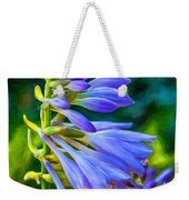 Go With The Flow - Paint Weekender Tote Bag