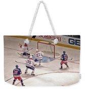 Goal Weekender Tote Bag
