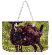 Goat Piggybackers Weekender Tote Bag