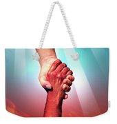 God And Devil Weekender Tote Bag