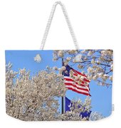 God Bless America March 2014 Weekender Tote Bag