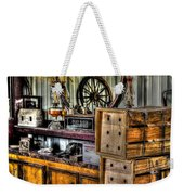 God Bless John Wayne Weekender Tote Bag