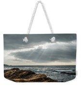 God Rays Weekender Tote Bag