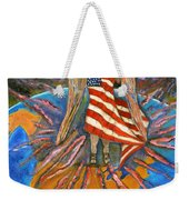 God Shed His Grace On Thee Weekender Tote Bag