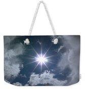 God External Weekender Tote Bag