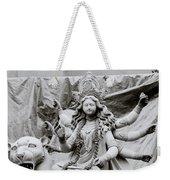 Goddess Durga Weekender Tote Bag by Shaun Higson