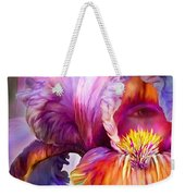 Goddess Of Insight Weekender Tote Bag