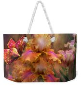 Goddess Of Sunrise Weekender Tote Bag