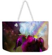 Goddess Of The Rainbow Weekender Tote Bag