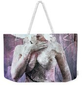 Goddess Of The Water Oh My Goddess Edition Weekender Tote Bag