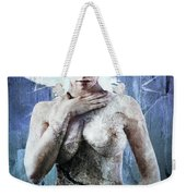 Goddess Of Water Weekender Tote Bag
