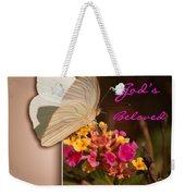 God's Beloved Weekender Tote Bag