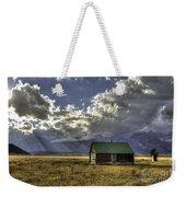 God's Country Weekender Tote Bag