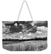 God's Country In Monochrome Weekender Tote Bag
