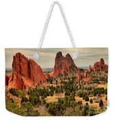 Gods Garden In Colorado Weekender Tote Bag