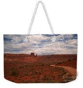 Gods In The Distance Weekender Tote Bag
