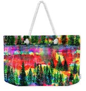God's Kaleidoscope Weekender Tote Bag