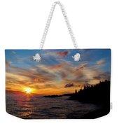 God's Morning Painting Weekender Tote Bag