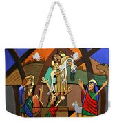 Gods Only Son Weekender Tote Bag