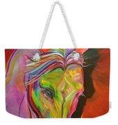 God's War Horse Weekender Tote Bag